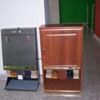 🥇PUCYBUT urządzenia maszyny automaty do czyszczenia obuwia butów podeszw